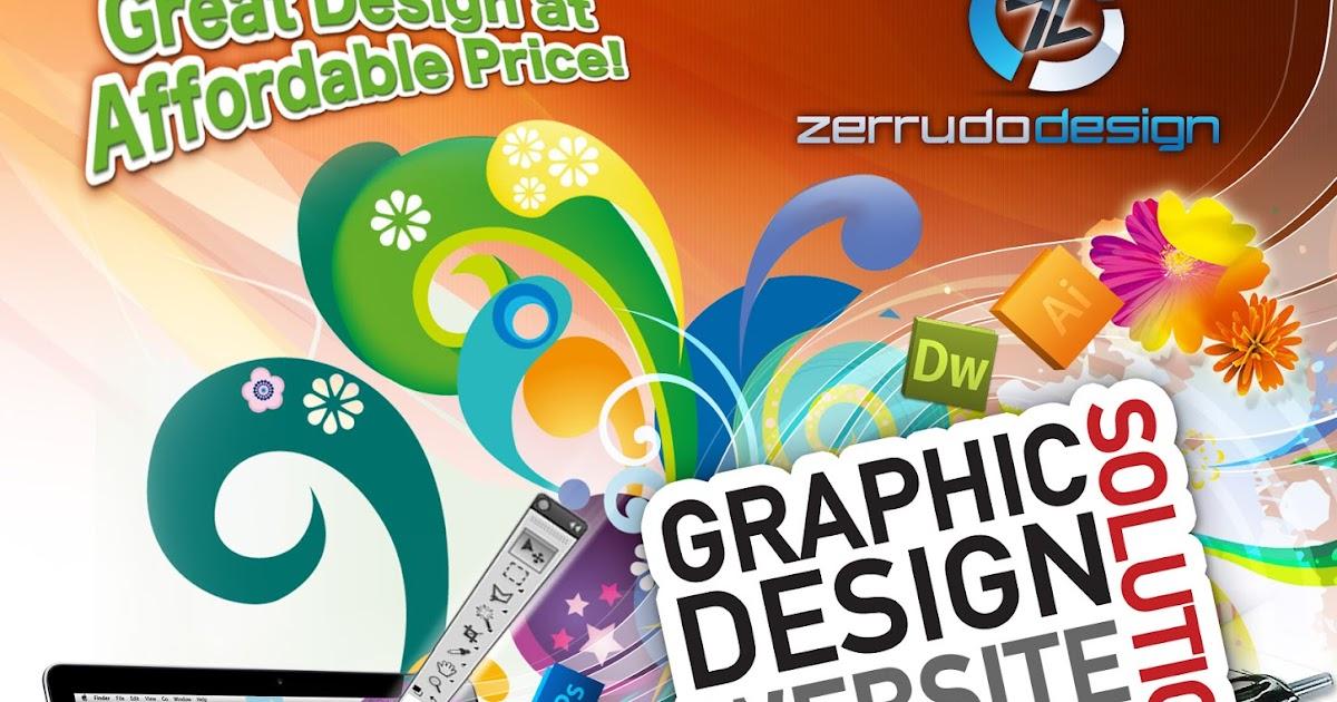 Zerrudo Design Zerrudo Design Promotional Flyer