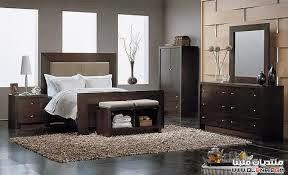 صور جديدة غرف نوم اسود ملكي