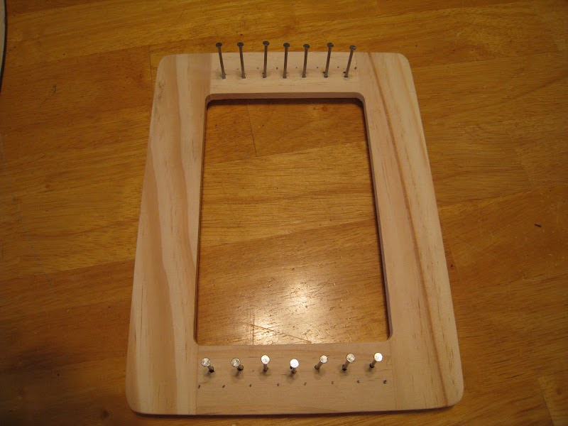 Crafts 4 Camp How To Make A Hand Loom