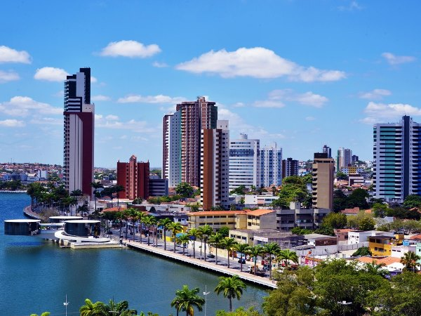 Plantio de jardins em Campina Grande