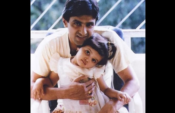 childhood rare photos of deepika padukone