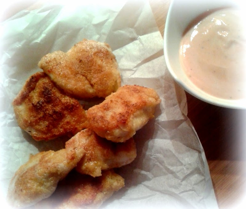 Nuggets Blog: Simi´s Blog: Chicken Nuggets