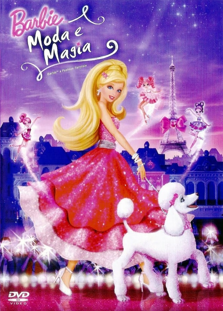 Barbie Moda e Magia – Dublado (2010)