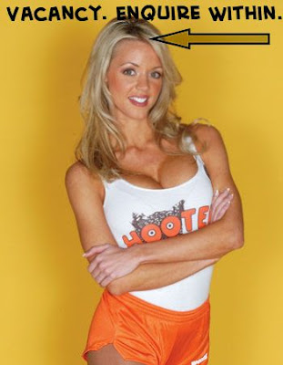 Hooters - much more than tits and ass