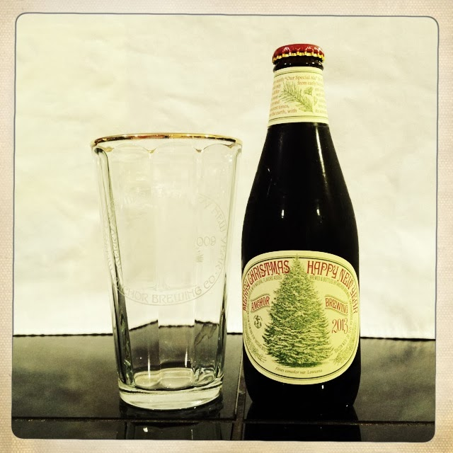 anchor brewing company christmas ale - Anchor Brewing Christmas Ale