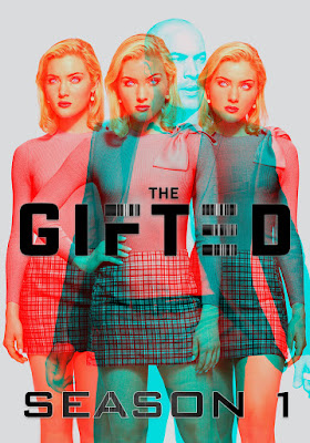 The Gifted (TV Series) S01 DVD R1 NTSC Sub