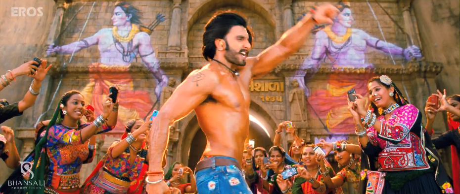 Ramleela movie Photo stills from first theatrical trailer ~ INDIAN ...