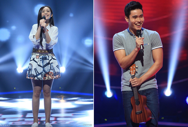 Voice of China Season 4 Episode 2 Blind Auditions