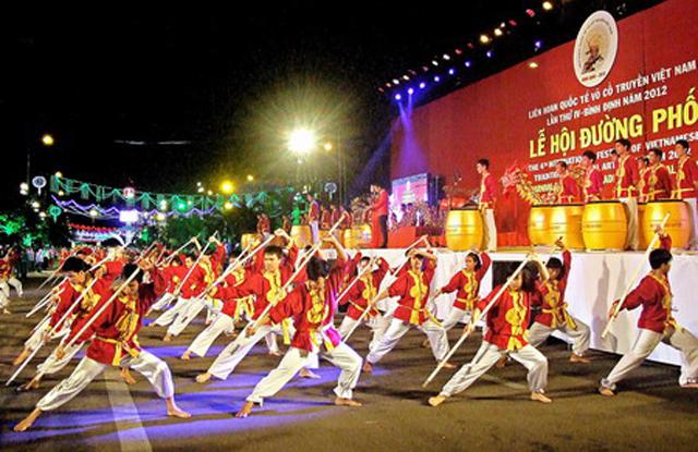 Lễ hội đường phố, Những hình ảnh đẹp về Bình Định