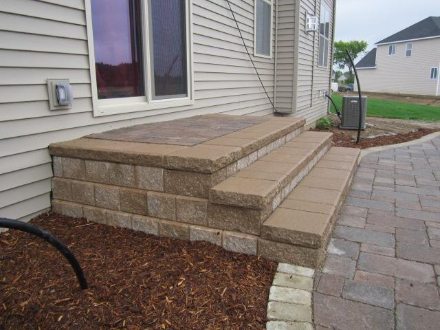 paver patio steps designs Brick Pavers,Canton,Ann Arbor,Plymouth,Patio,Patios,Repair