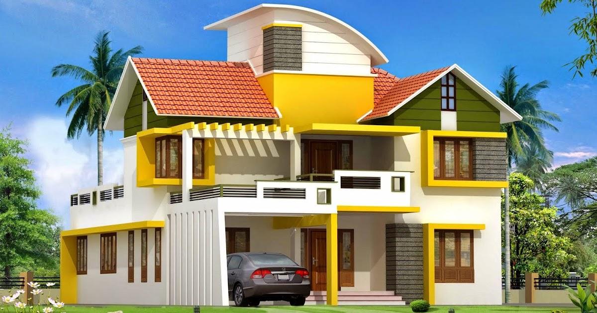 Kerala Home Design New Modern Houses Home Designs