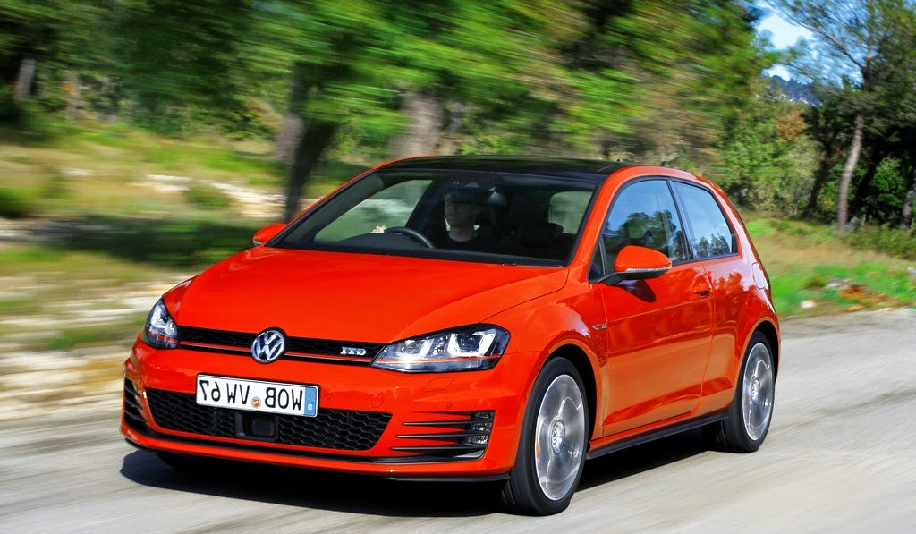 2015 Volkswagen VW Golf GTI VII specification
