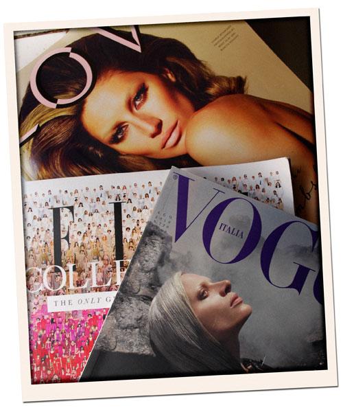 Psynopsis Magazines
