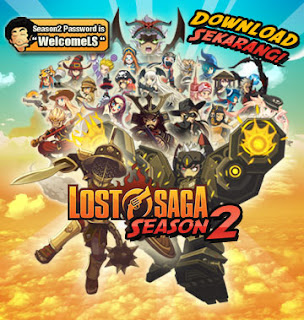 Full Client Download Lost Saga Gemscool Online Indonesia