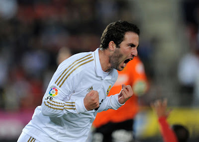 Mallorca 1 - 2 Real Madrid (1)