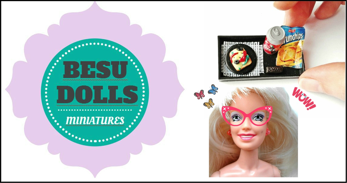Besu-dolls and miniatures