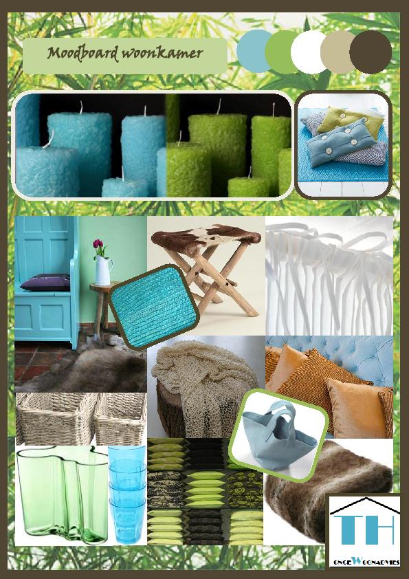 Woonkamer Kleuren Groen: Woonblog my industrial interior grijs ...