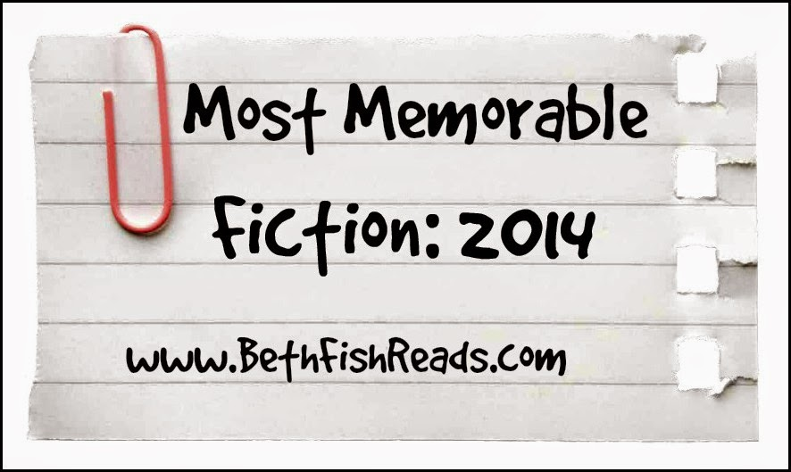 best fiction 2014 from Beth Fish Reads
