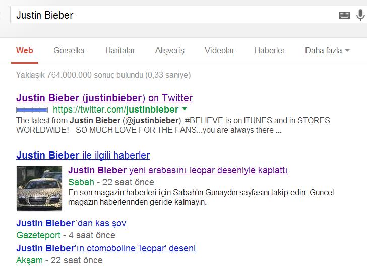 Girişimci Blogcuların Justin Bieberden Alması Gereken Dersler