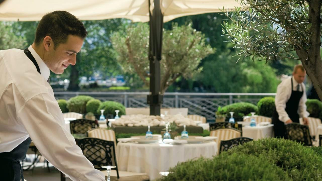 Interiors : Four Seasons Hotel des Bergues, Geneva