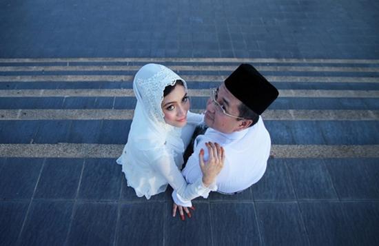 Kisah Namee Roslan Kahwin