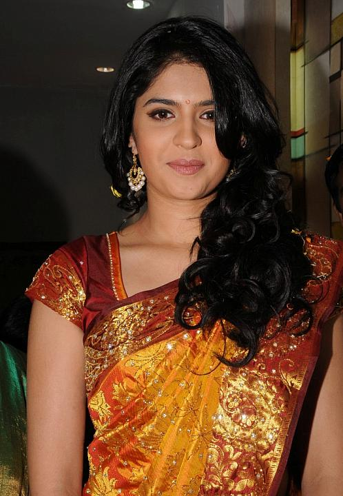 deeksha seth at chandana brothers room hot images