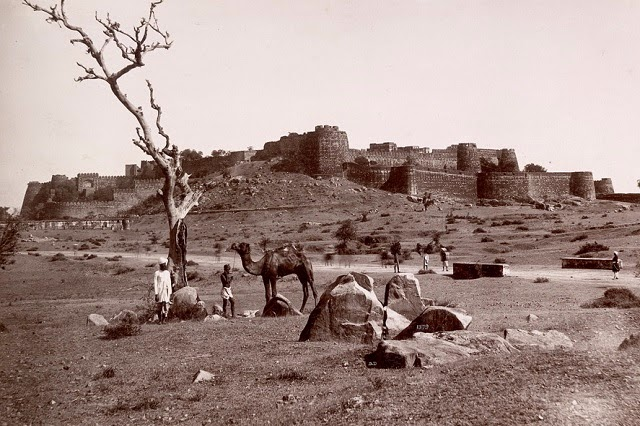 History of Jhansi Fort