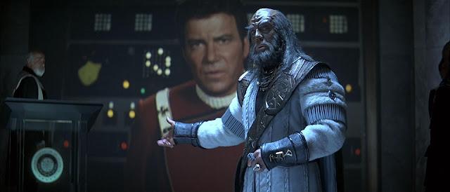 Trial of Admiral James T. Kirk - Klingon Prosecutor