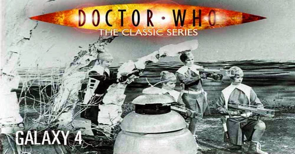 Doctor Who 018: Galaxy 4
