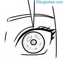 tipos de ojos anime u tutorial para dibujar y aprender