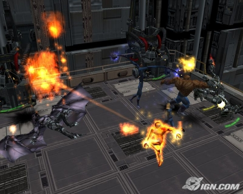 Fantastic 4 Cheats for PC