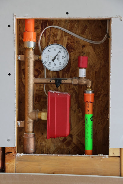 automatic fire sprinkler gauge