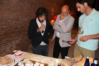Presentación quesos Cantagrullas