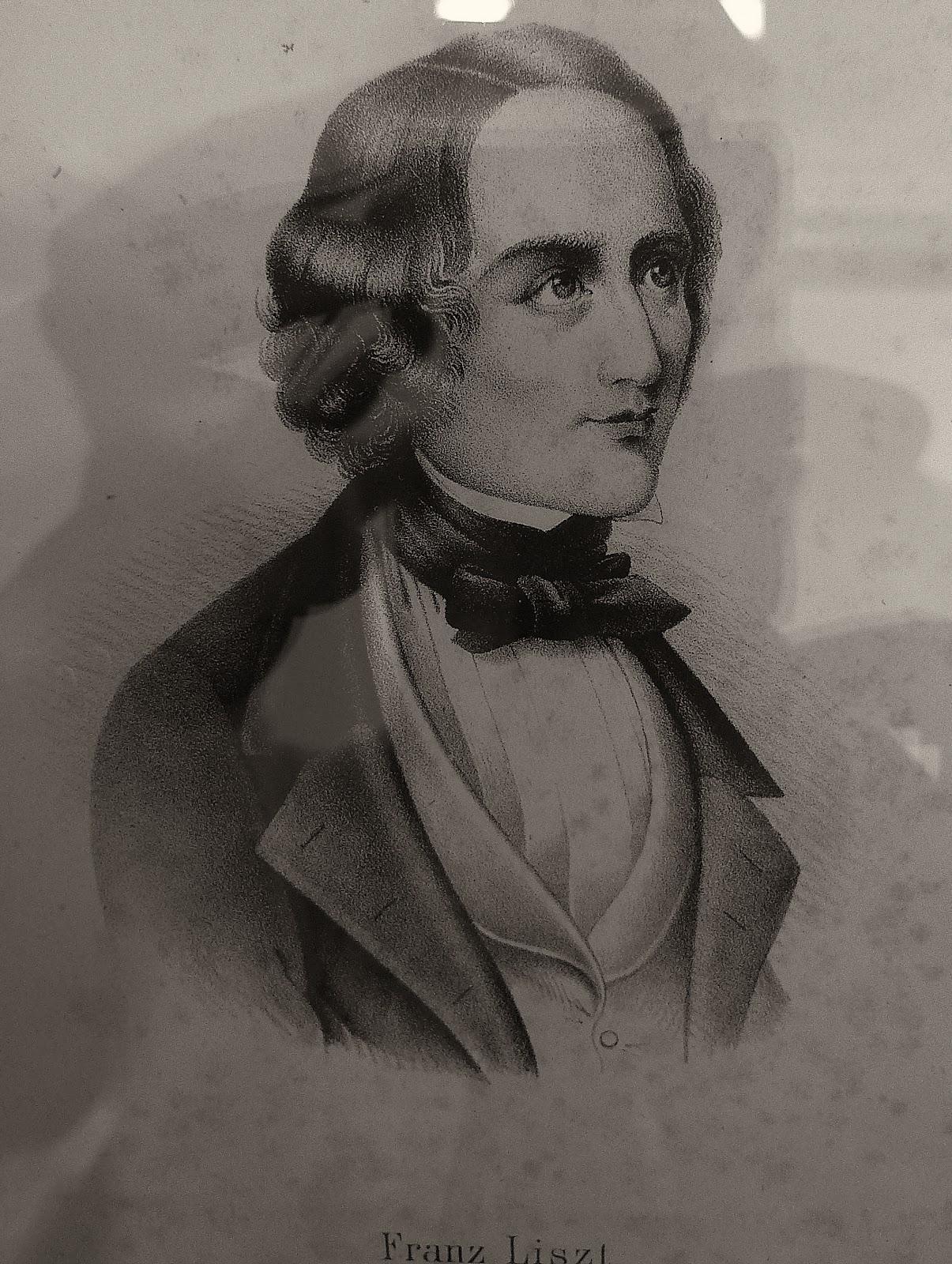 Young Liszt