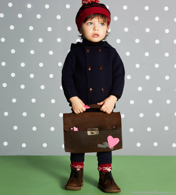 little akiabara sacos nenes invierno 2013