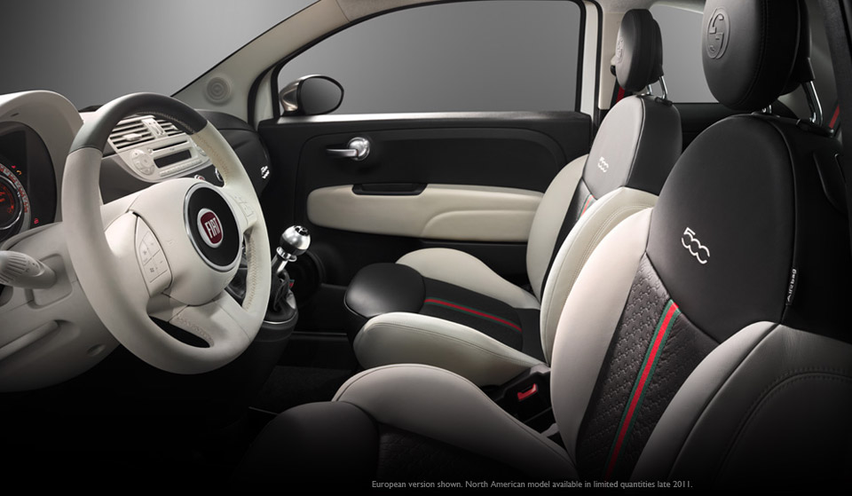 the sixth duke fiat 500 gucci edition. Black Bedroom Furniture Sets. Home Design Ideas