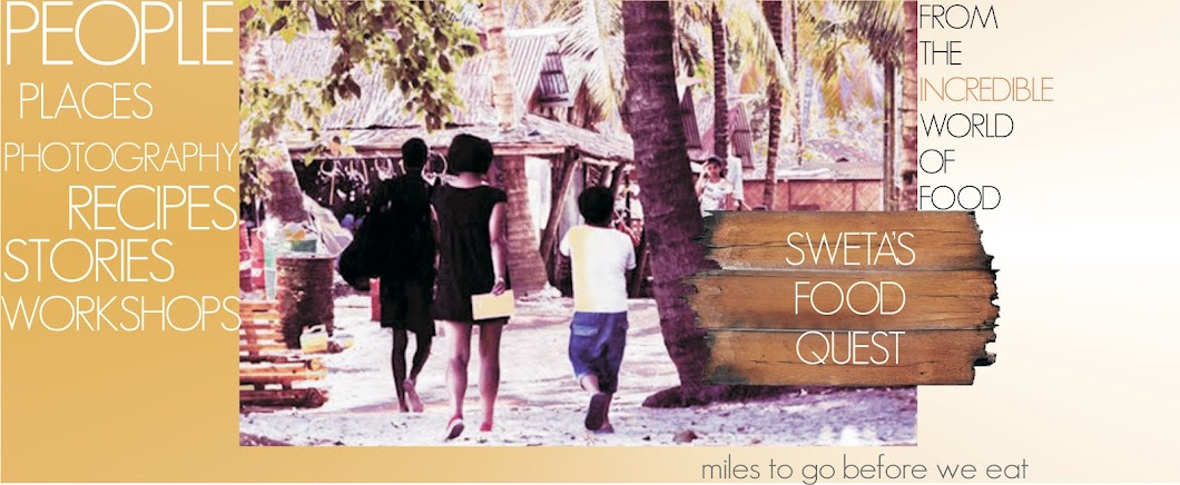 sweta's food quest