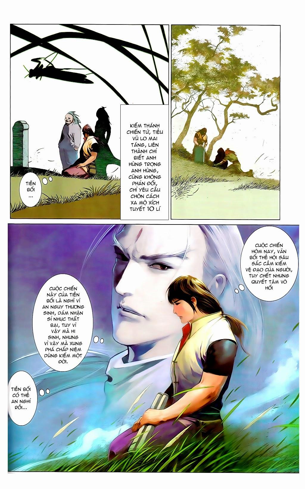 Phong Vân Chap 665 - Trang 37