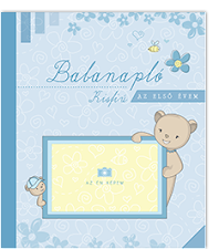 Babanapló – Az első évem (kisfiú)