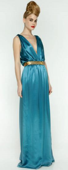 vestidos largos fiesta 2012
