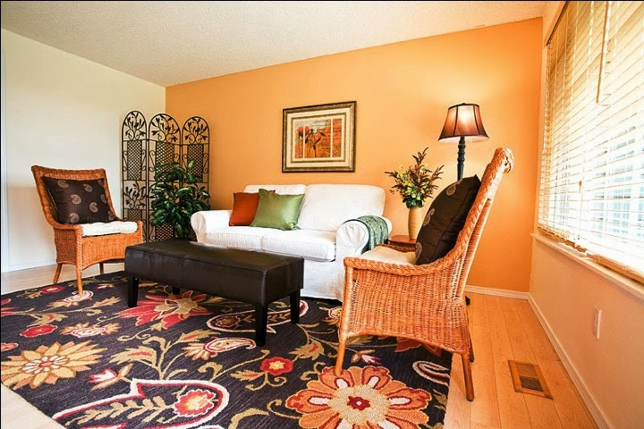wall paint colors for small living room