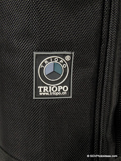 Triopo GT-3228X8C carry-bag budge