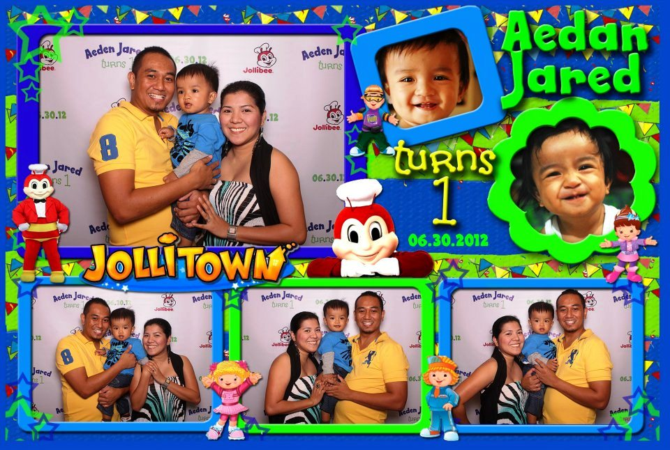 Our journey to forever bday preps 2 aedan jareds 1st birthday loved the photo layout swak na swak sa party theme peso power php 4000 photobooth3500 customized backdrop 500 stopboris Gallery