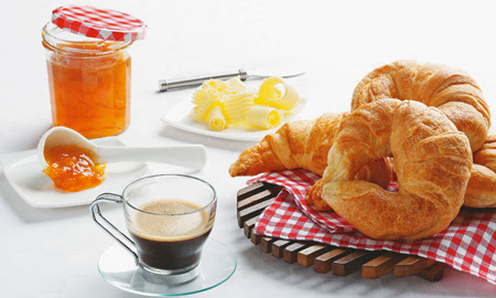 Platos rotos desayuno franc s for Desayuno frances tradicional