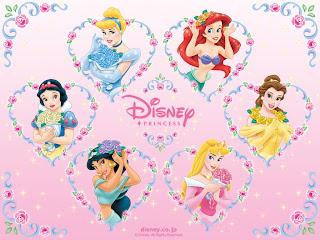imagenes de princesas de Disney