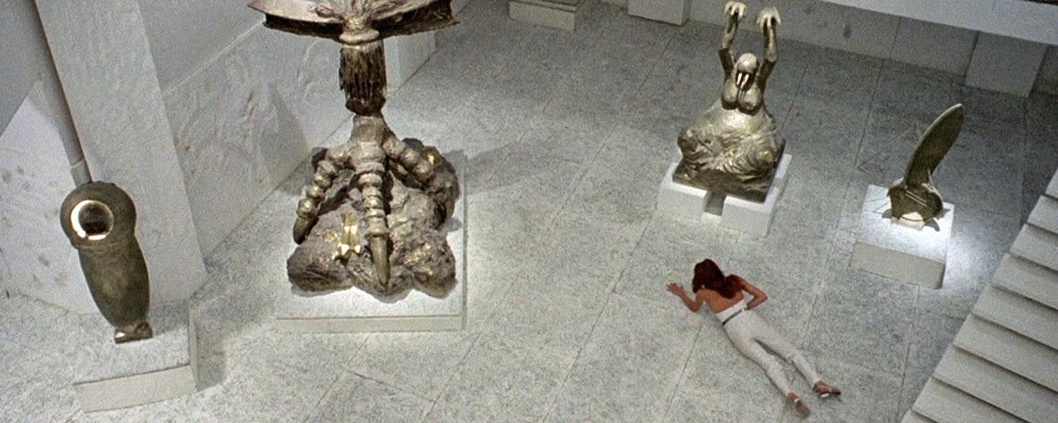 L'uccello dalle piume di cristallo - Ptak o kryształowym upierzeniu - 1970