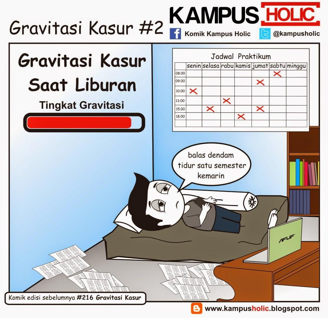 #603 Gravitasi Kasur #2
