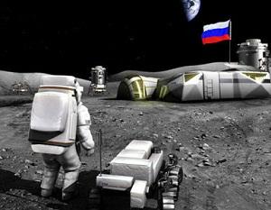 carrera espacial de Rusia