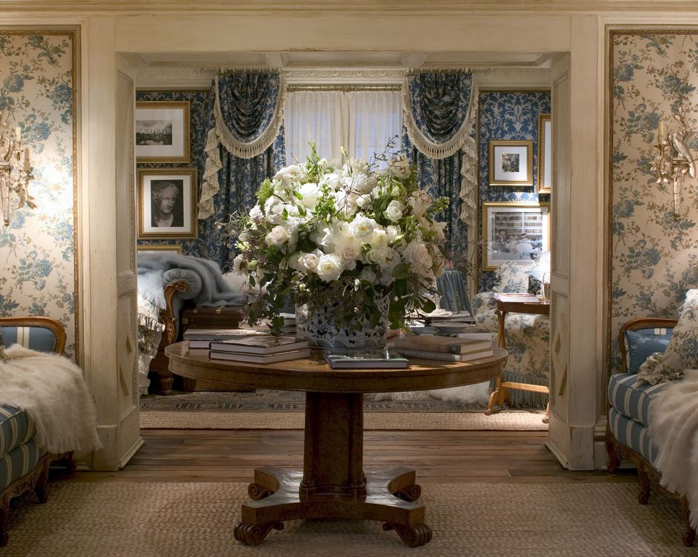 Hydrangea hill cottage ralph lauren roomsets for M design interiors