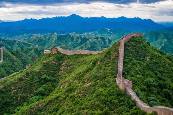 beijing tourist attractions The Great Wall of China